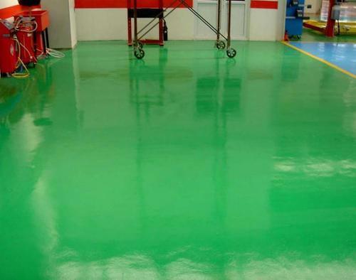 如何针对地坪漆进行施工
