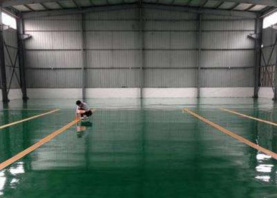 地坪漆的使用寿命是多长时间