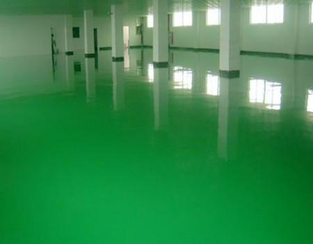 地坪漆由什么物质组成