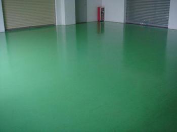 地坪表面的处理