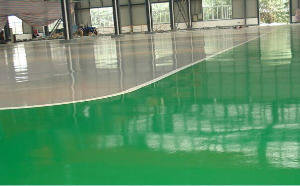 厂房生产车间做地坪漆的必要性